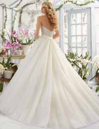 Sexy A-Line Luxury Beading Delicate Wedding Gowns 2016 Vintage Wedding Dresses China Online Store Robe De Mariage New W122414