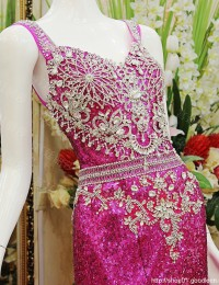 2015 Vestido de Fiesta Mermaid Royal Red Noble Sweetheart Sleeveless Beaded Sparkling Crystals Long Sequined Prom Dresses MF036
